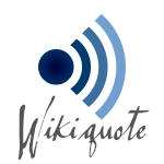 https://en.wikiquote.org/static/images/project-logos/wikiquote.png